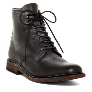 FRYE James Lace-up Boots